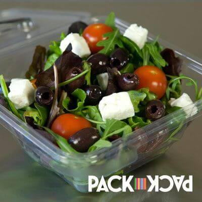 deli pots and take away portion containers