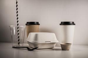 image of take-away packaging