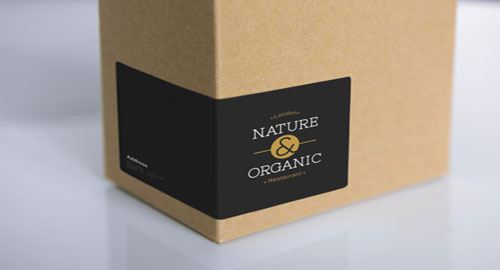 Can my new packaging carry my logo or be personalised?
