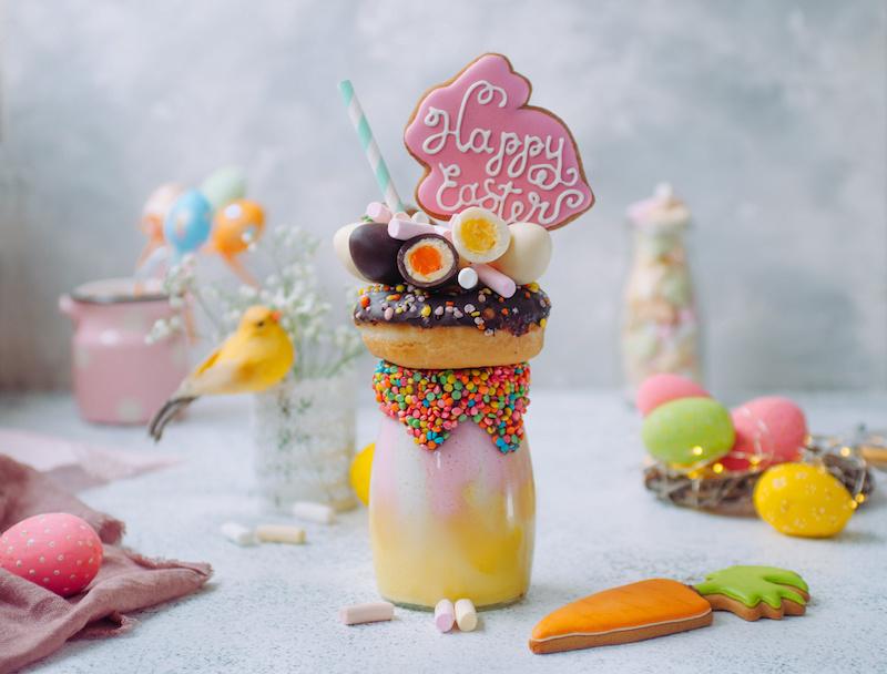 Easter ice cream treats