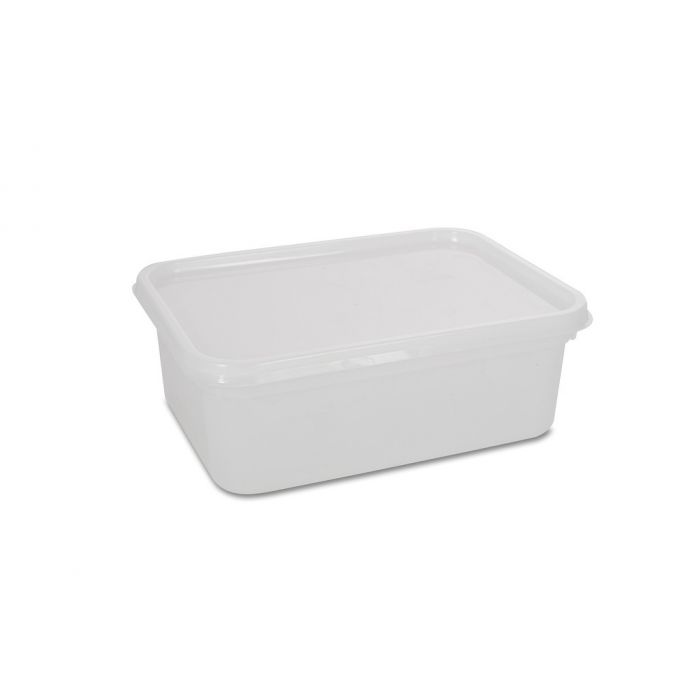 2.0 litre Rectangular Food Containers