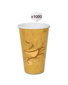16oz Generic Single Wall Coffee Cups