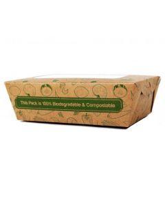 Large Salad Box (Earth Save)