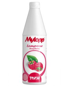 Toschi Raspberry Superior Topping sauce  x 1kg