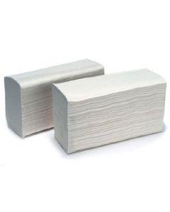 Rectangular Z Fold White Napkins