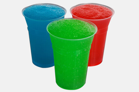 Slushy containers