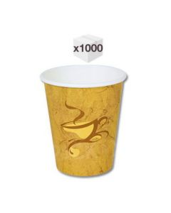 12oz Generic Single Wall Coffee Cup