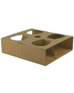 4 Hole Cardboard Carrier Craft