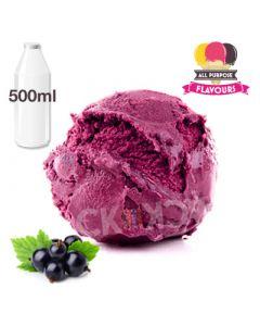 Liquid Blackcurrant Flavouring 1 x 500ml
