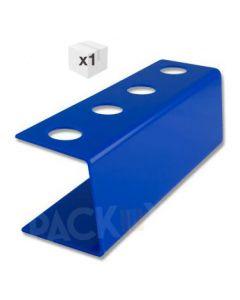 Plastic Ice Cream Holder Blue