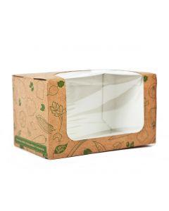 500 x Bloomer Sandwich Packs (Earth Save )