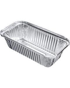Long Aluminium Takeaway Container