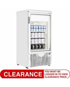 Framec Glass Door Display Freezer EXPO300NV