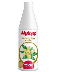 Vanilla superior Italian topping sauce