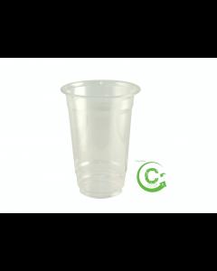 1000x 20oz PLA Smoothie Cups & Lids