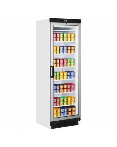 Glass Door Display Freezer White Glass Door - UFG1380